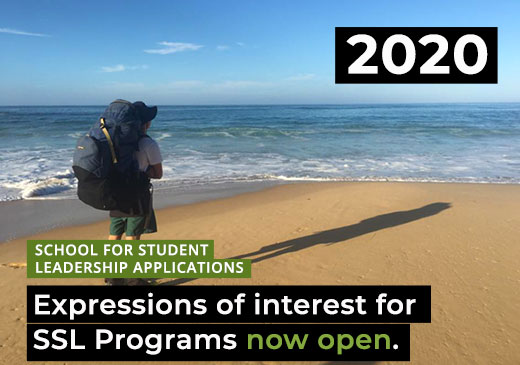 Expressions of Interest for 2020 SSL Programs Now Closed