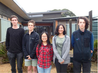 Mount Waverley Secondary College Student Team