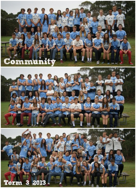 The Snowy River Campus Student Community - Term 3 2013