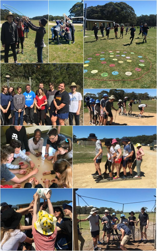 Team Activities, Term 4 2017