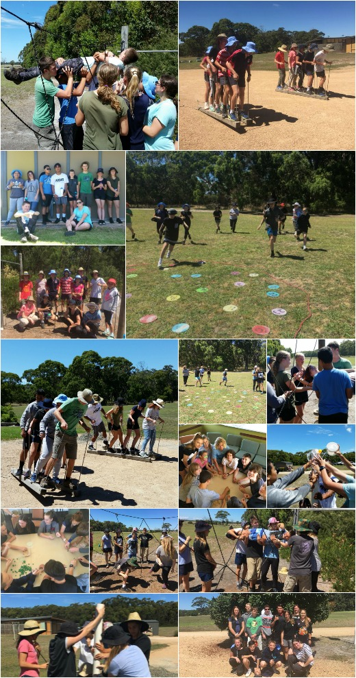 Term 1 2018 - Team Activities