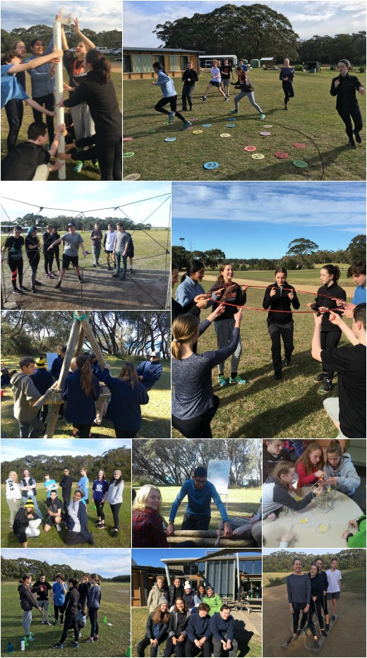 Term 3 2018 - Team Activities